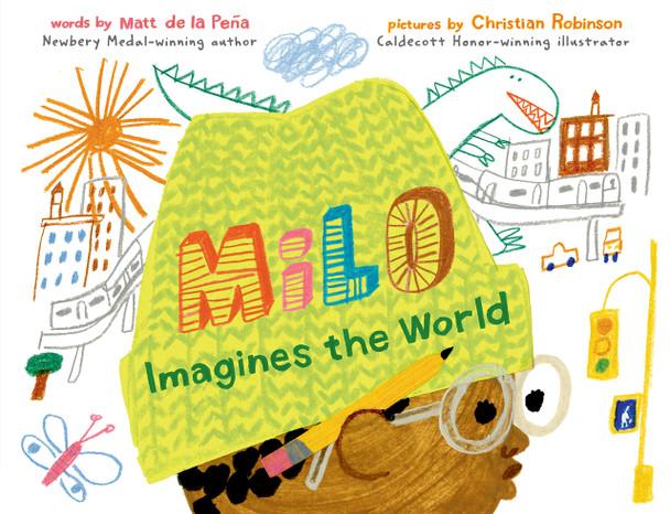 Milo Imagines the World - Cover