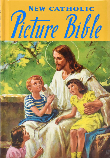 Catholic Picture Bible: Popular Stories from the Old and New Testaments - Cover