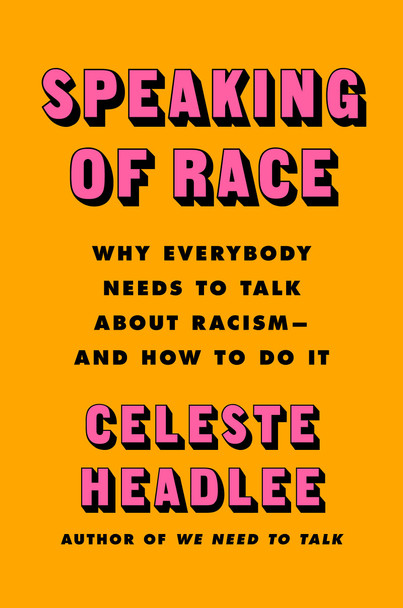 Speaking of Race - Cover