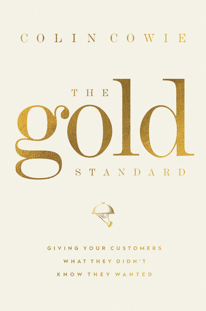 The Gold Standard Cover