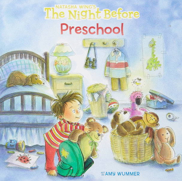 The Night Before Preschool Cover