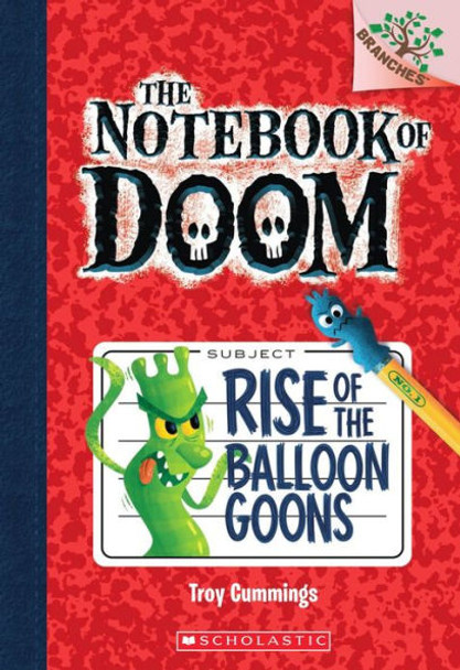 Rise of the Balloon Goons Cover