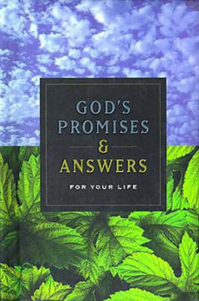God's Promises and Answers: For Your Life Cover