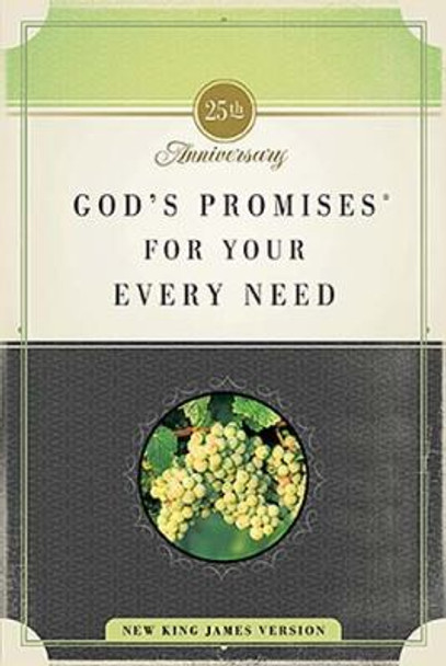 God's Promises for Your Every Need Cover