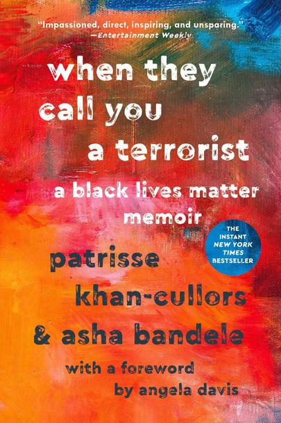 When They Call You a Terrorist: A Black Lives Matter Memoir Cover