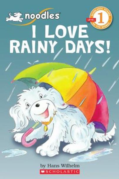 I Love Rainy Days! Cover