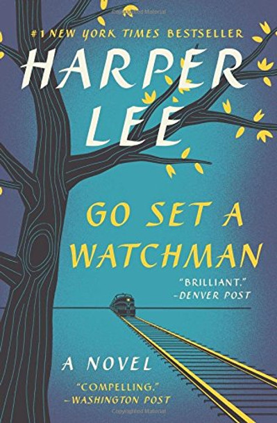 Go Set a Watchman Cover