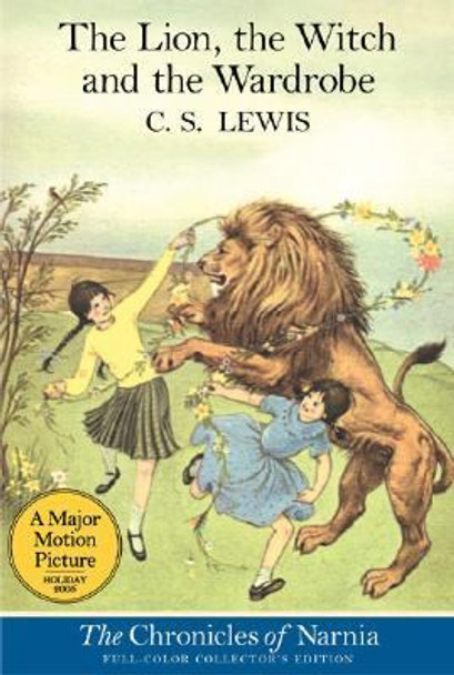 The Lion, the Witch and the Wardrobe Cover