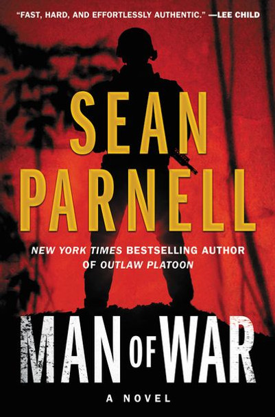 Man of War: An Eric Steele Novel Cover