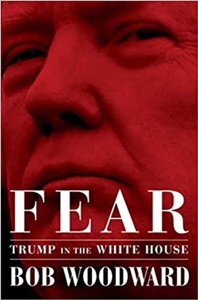 Fear: Trump in the White House Cover