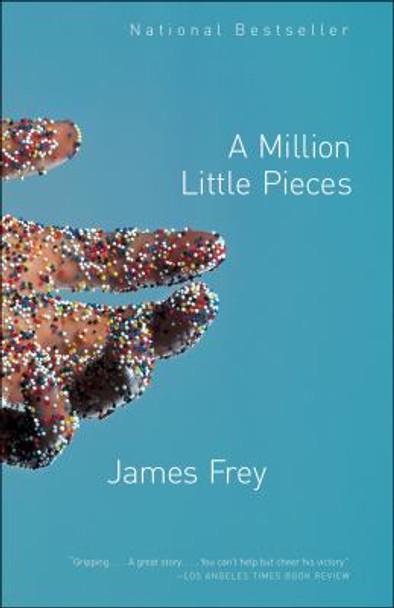 A Million Little Pieces Cover