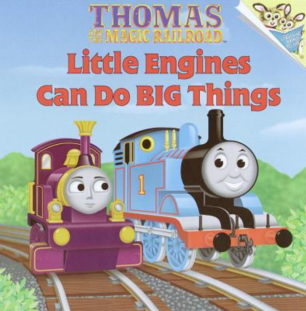 Little Engines Can Do Big Things Cover