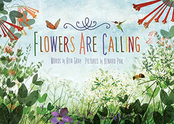 Flowers Are Calling Cover