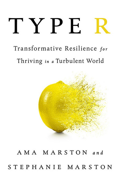 Type R: Transformative Resilience for Thriving in a Turbulent World Cover