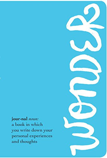 The Wonder Journal Cover