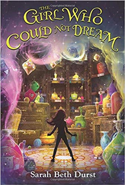 The Girl Who Could Not Dream Cover