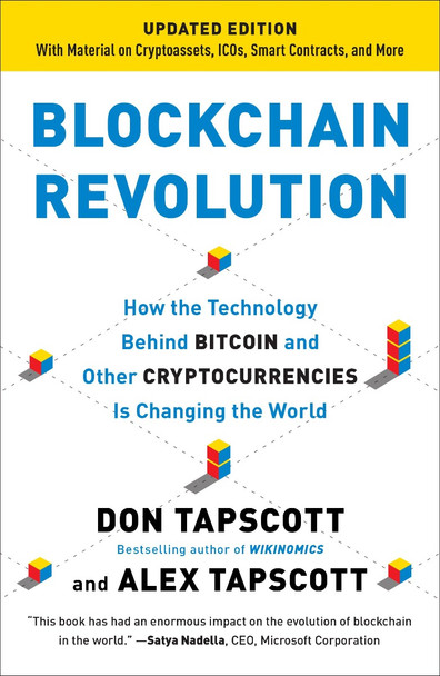 Blockchain Revolution: How the Technology Behind Bitcoin and Other Cryptocurrencies Is Changing the World Cover