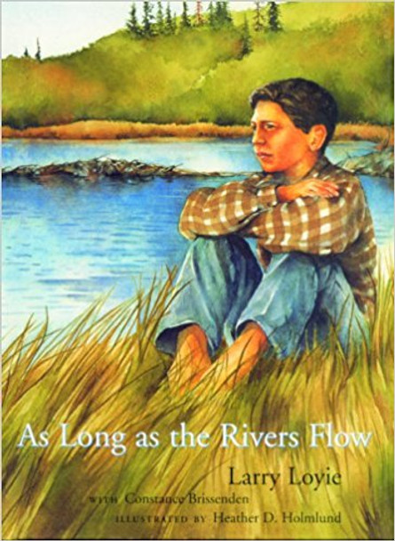As Long as the Rivers Flow Cover