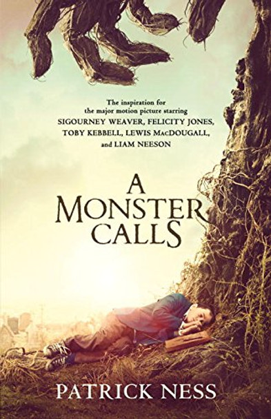 A Monster Calls: A Novel (Movie Tie-in): Inspired by an idea from Siobhan Dowd Cover