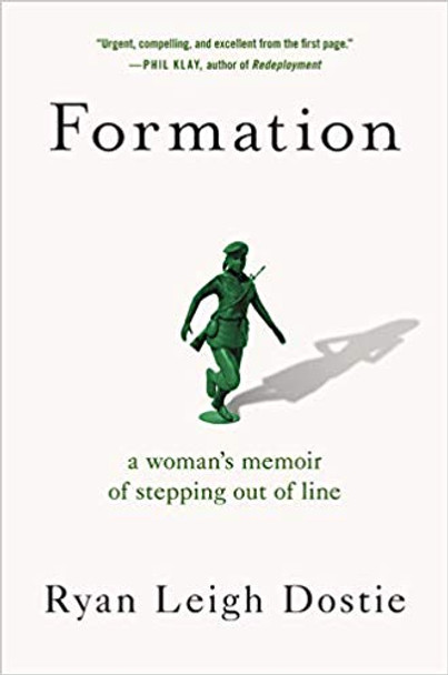 Formation: A Woman's Memoir of Stepping Out of Line Cover