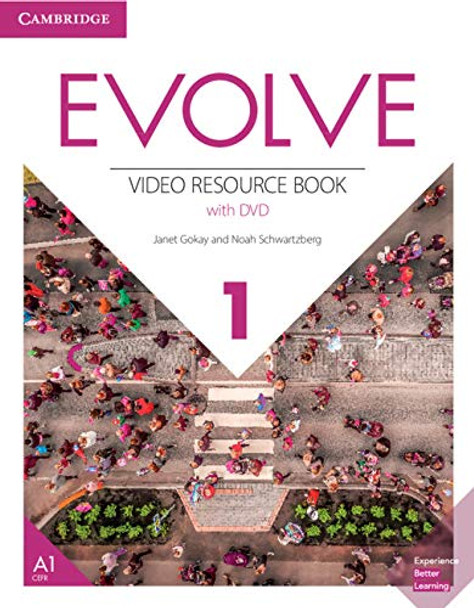 Evolve Level 1 Video Resource Book with DVD Cover
