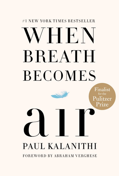 When Breath Becomes Air Cover