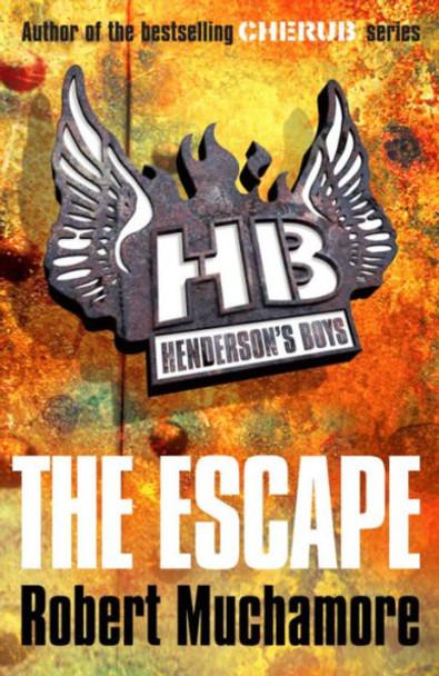 Henderson's Boys 1: The Escape Cover