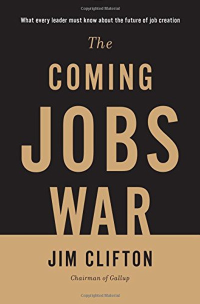 The Coming Jobs War Cover