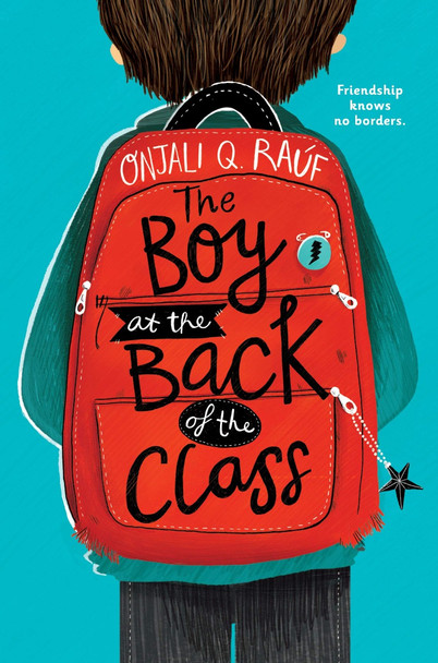 The Boy at the Back of the Class Cover
