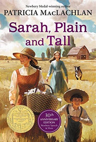 Sarah, Plain and Tall 30th Anniversary Edition Cover