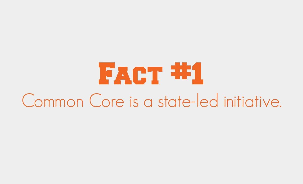 common core fact 1