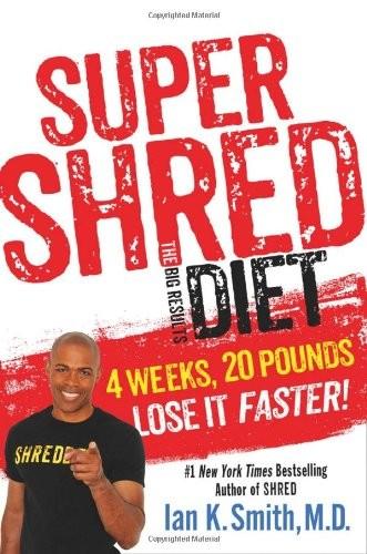 super shread health book in bulk