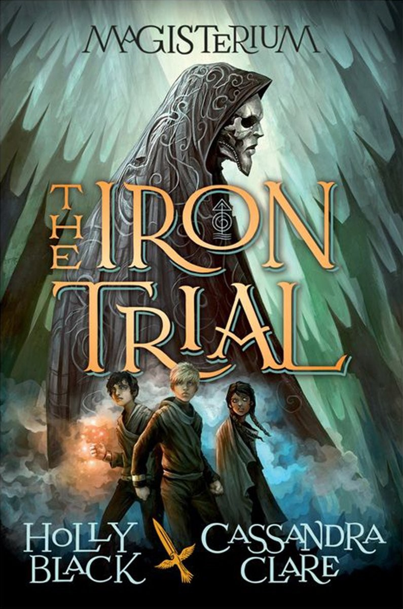 the iron trial classroom book set