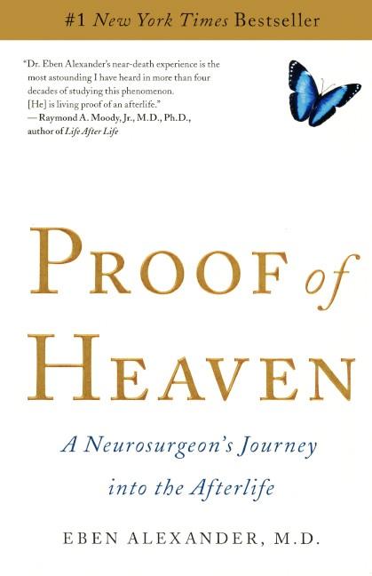 proof of heaven book wholesale