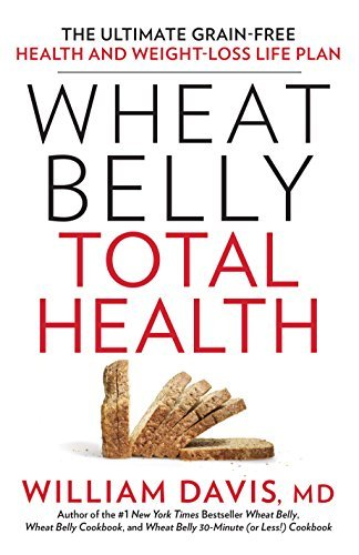 wheat belly total health wholesale book