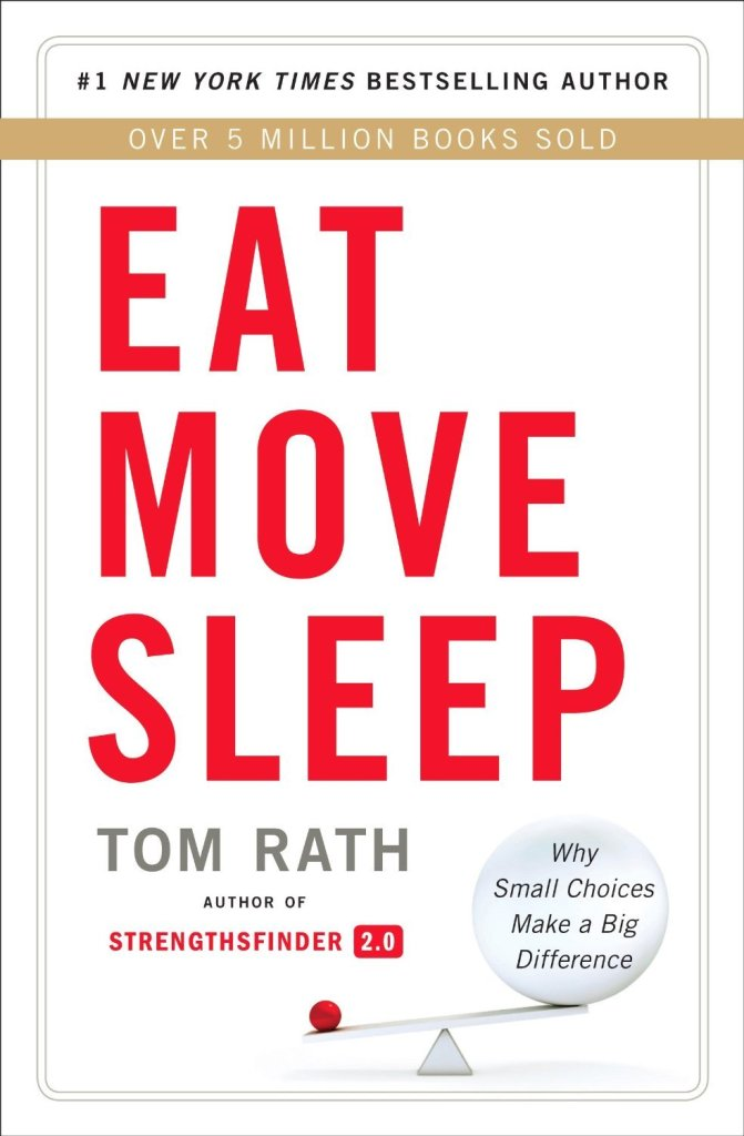eat move sleep book wholesale