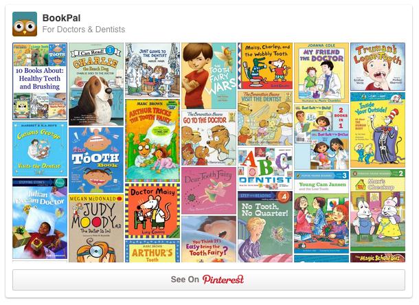 dental books for kids