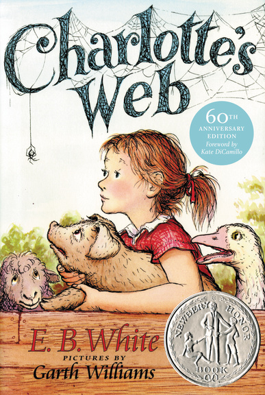 Charlottes Web childrens book in bulk