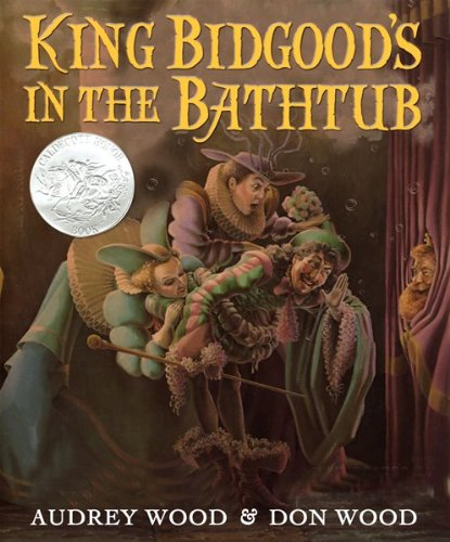 King Bidgood's in the Bathtub children's book in bulk