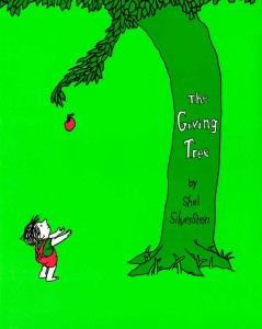 The Giving Tree classroom book set