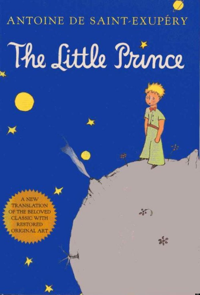 The Little Prince childrens book in bulk