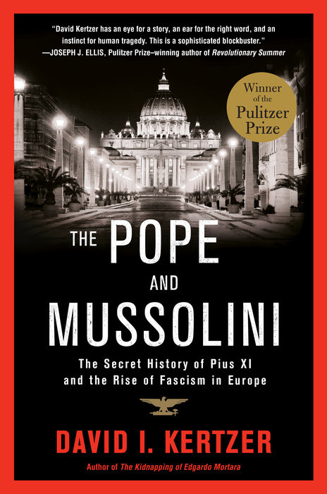 the pope and mussolini books wholesale