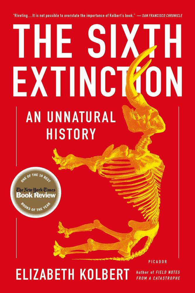 the sixth extinction bulk books