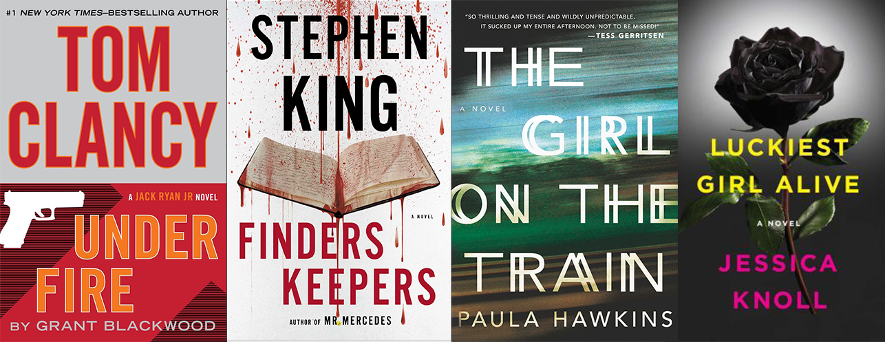 suspense and thriller books to read this summer