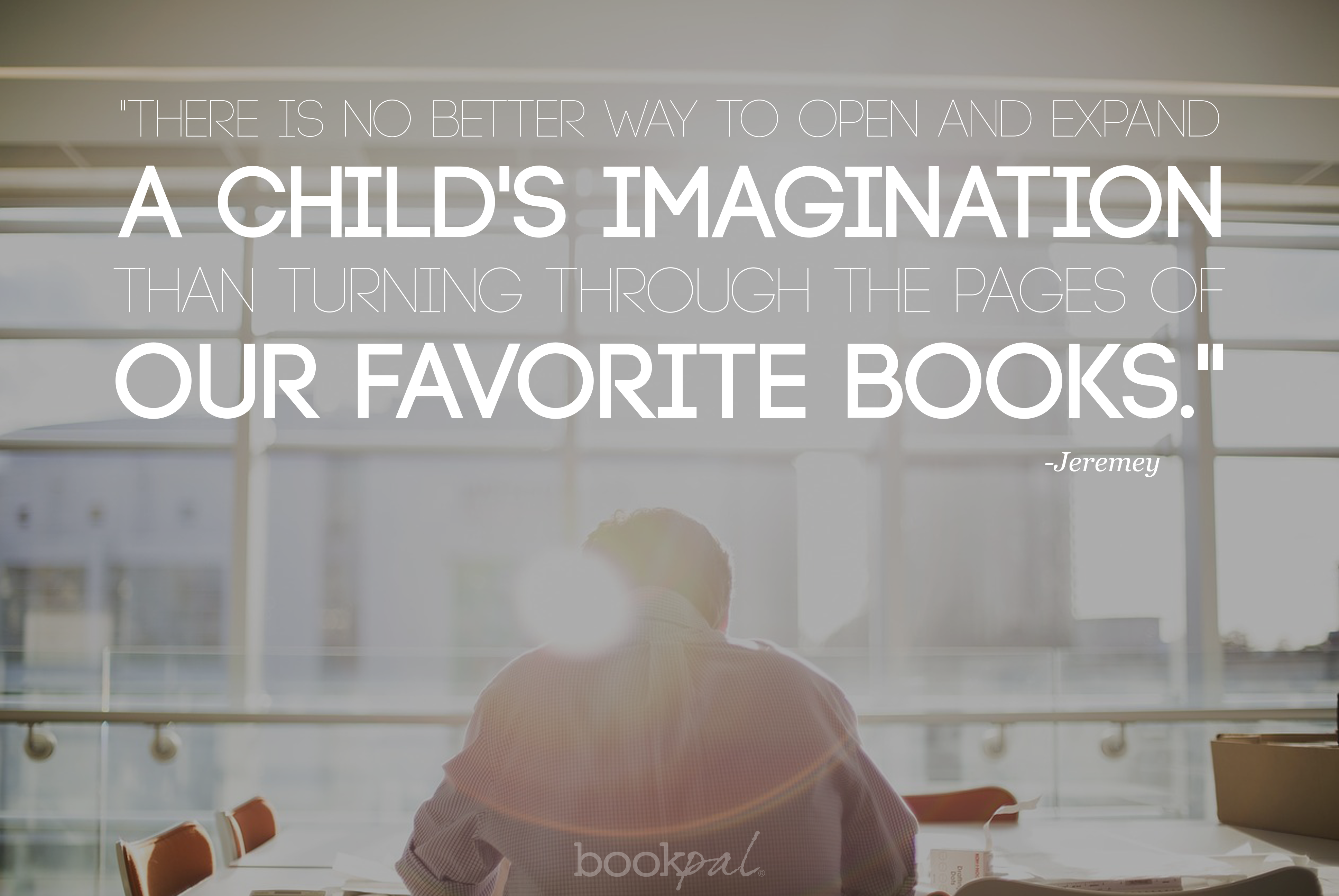books can change lives