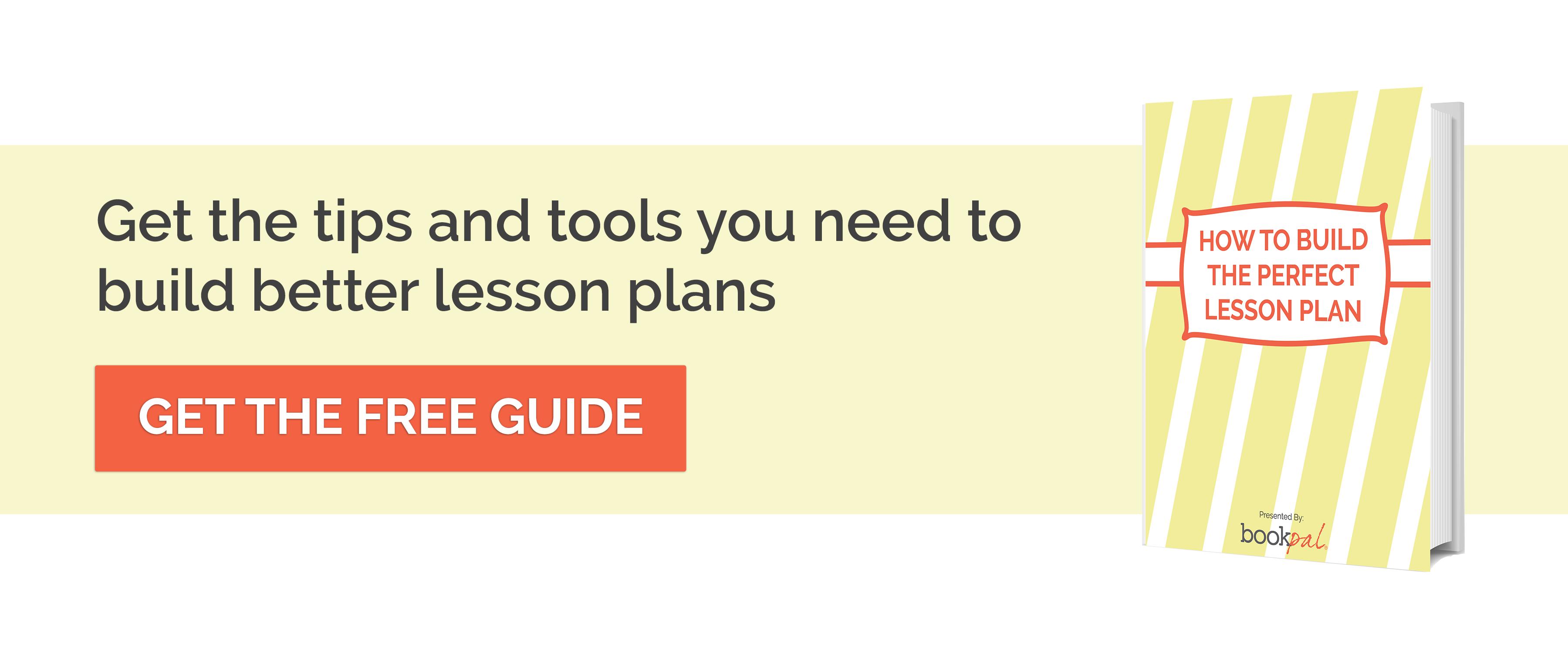 lesson plan ebook banner blog solid