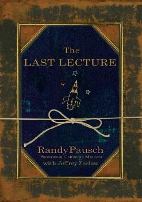 the last lecture book