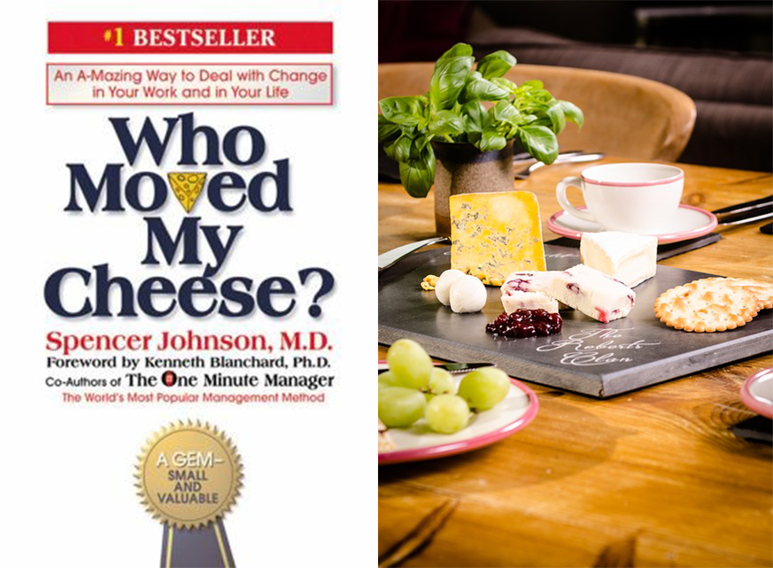 who moved my cheese books wholesale