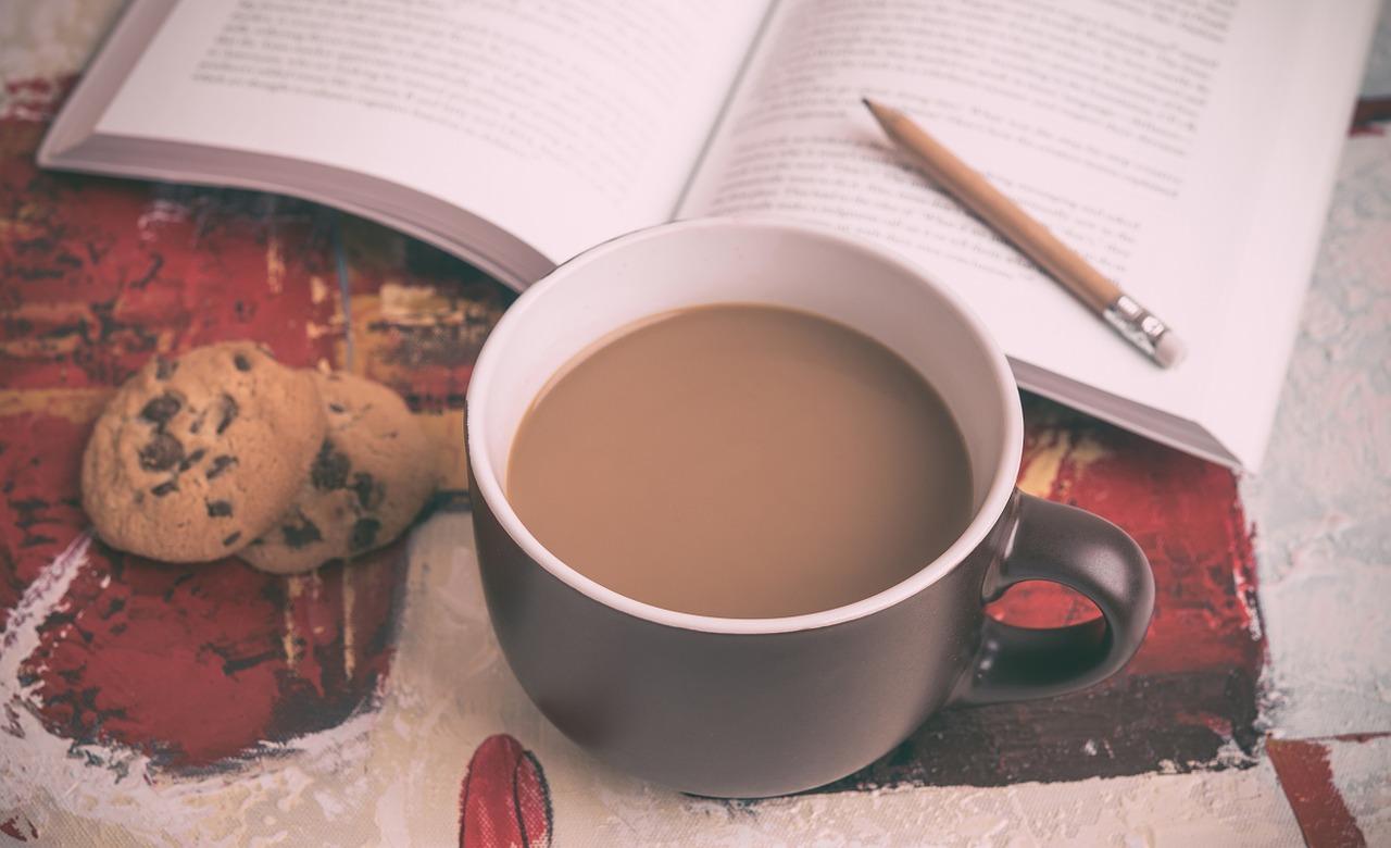 book and food pairings