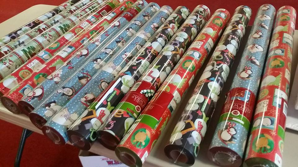 gift wrapping bags of hope